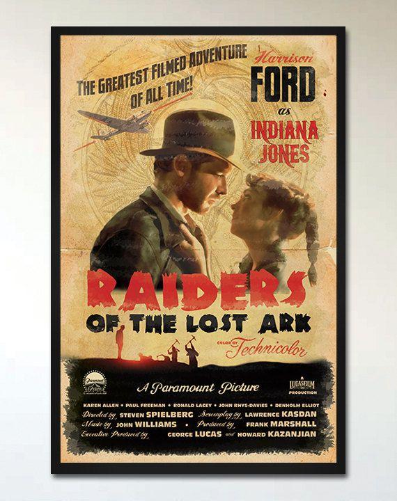essay on indiana jones raiders of the lost ark