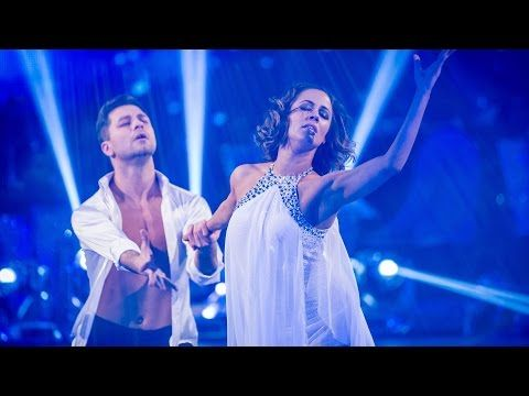 Caroline Flack & Pasha Kovalev's Showdance to 'Angels' - Strictly Come Dancing: 2014 - BBC One - YouTube