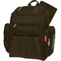 Walmart: Fisher-Price - Dad's Diaper Bag Backpack, Brown