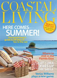 I enjoy reading this magazine; great stories, pictures and happenings around the coastal waterways.