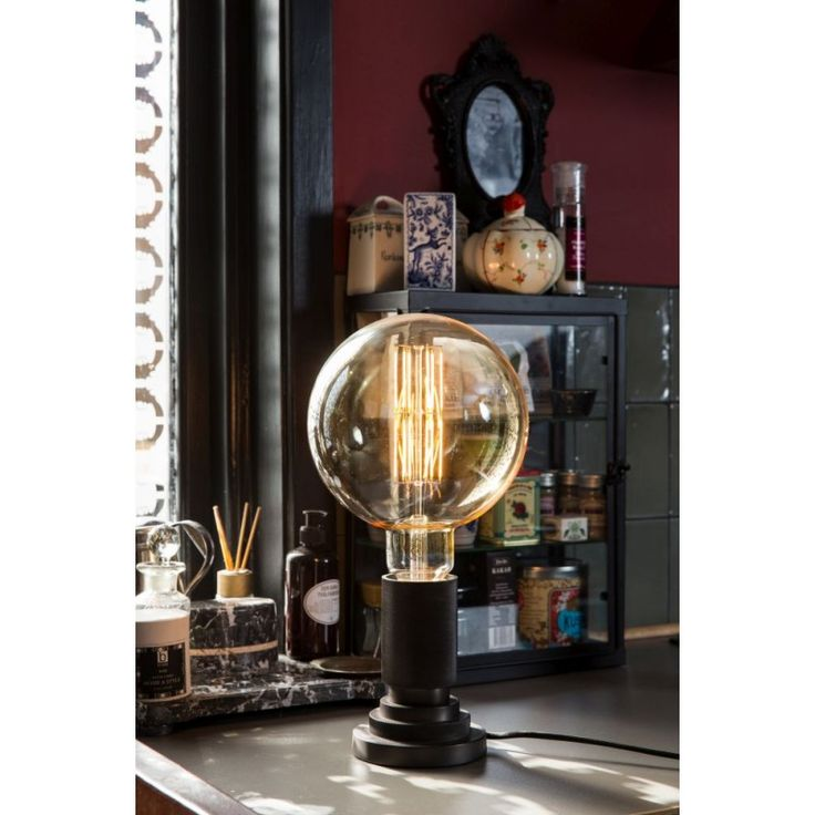 LED Mr Big globe gold E40 11W - NEWS