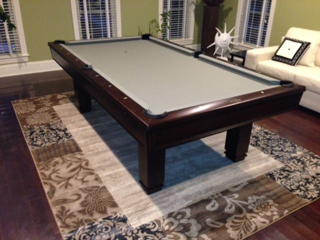 Delightful Brunswick Bridgeport Pool Table Everything Billiards, NC | Brunswick Pool  Table Installs | Pinterest | Pool Table, Brunswick Pool Tables And Game  Rooms