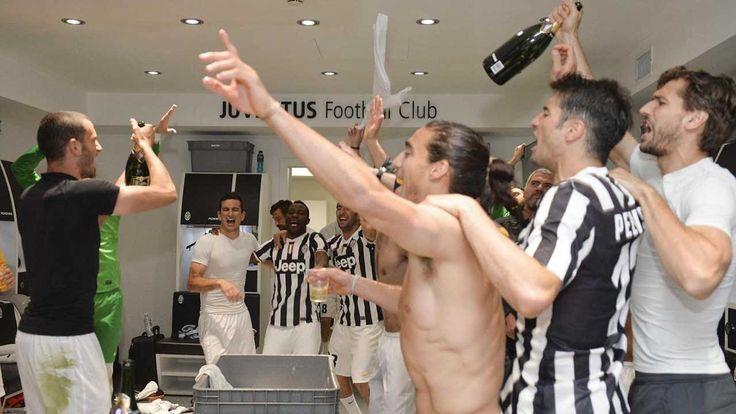 Juventus champions!!!!!
