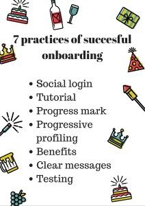 Mobile Marketing Automation | 7 pro tips to onboard users like a boss #CRMforMobile #MobileMarketingAutomation #onboarding