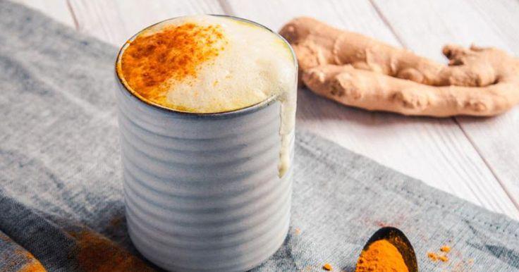 Golden Milk – die wohl gesündeste Art, Milch zu trinken