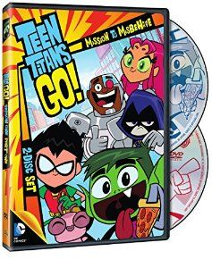 Amazon.com: Teen Titans Go!: Mission To Misbehave, Season 1, Part 1: Greg Cipes, Scott Menville, Khary Payton, Tara Strong, Hynden Walch, Sam Register, Michael Jelenic, Aaron Horvath: Movies & TV
