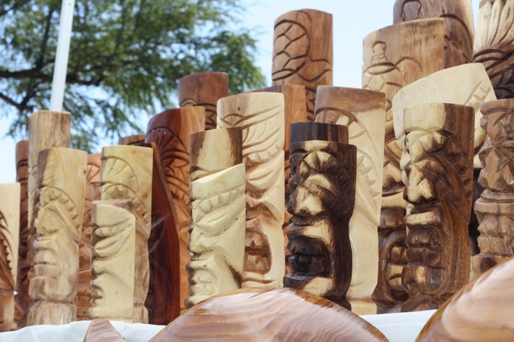 Images about tiki time on pinterest chainsaw