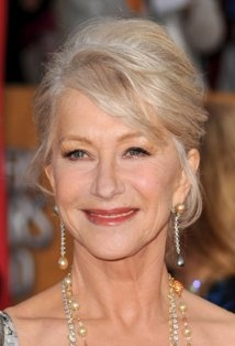 Helen Mirren  the epitome of growing old fabulously