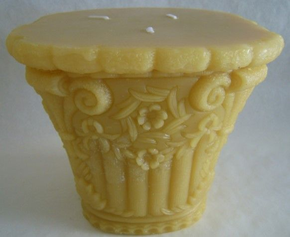 THE ADVANTAGES OF BEESWAX combined with an high percentage of propolis.  http://erbeitalianskincare.blogspot.it/2014/07/when-hand-made-candles-can-bring.html