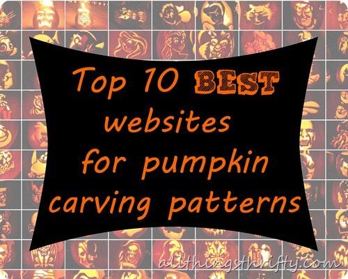 As an avid pumpkin carver myself, I have compiled a list of what I think is the best pumpkin pattern websites out there. I share these websites with you because I know how fun it is to carve pumpkins andRead More