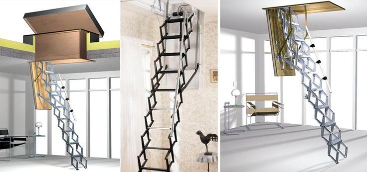 Elektrikli Çatı Merdiveni  #catimerdiveni #catimerdivenleri #catimerdivenfiyatlari