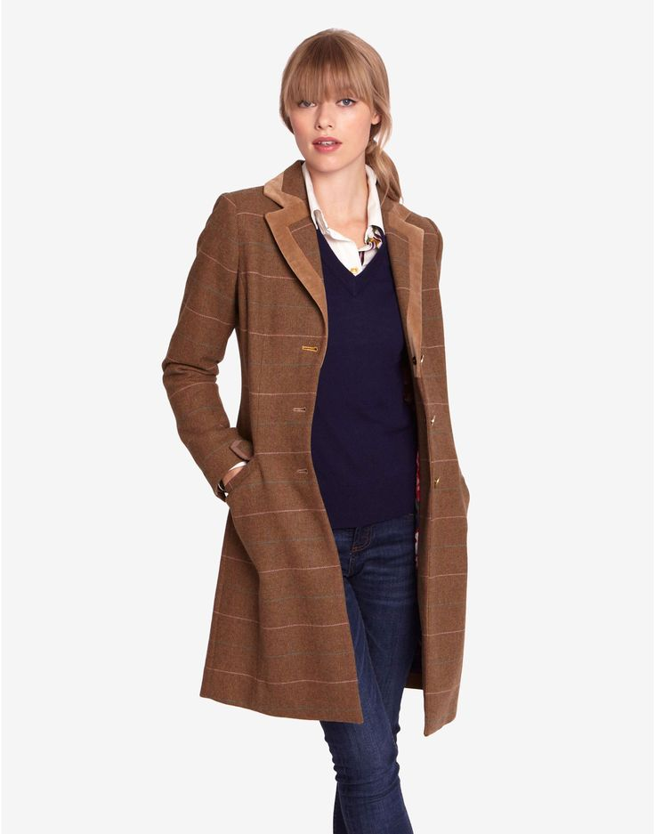 17 Best ideas about Joules Tweed Jacket on Pinterest | Joules ...