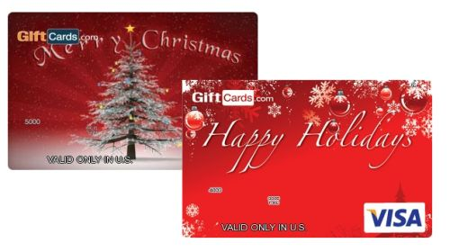 Holiday Gift Cards - Great Yankee Swap Gift Ideas from MyUntangledlife.com