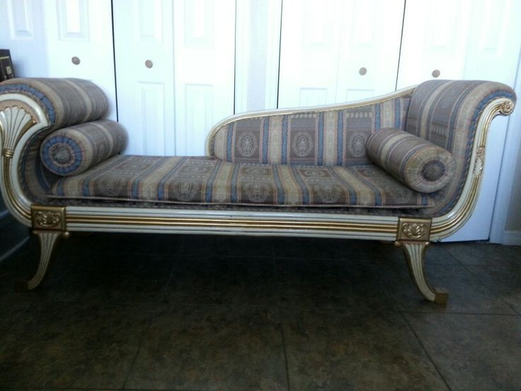 Vintage chaise lounge barrington hill design pinterest for Big and tall chaise lounge