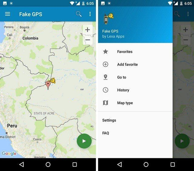 How to Change or Fake GPS Location on Android | techblog | Tech