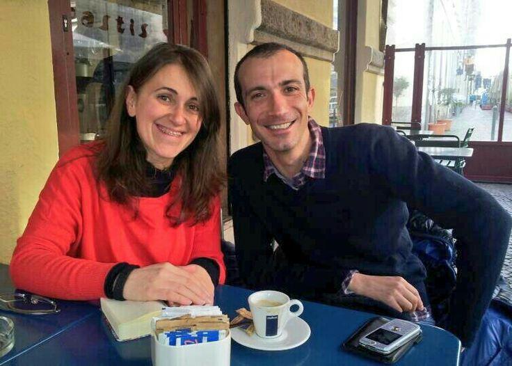 Ecco le #Guide #Bogianen: Francesca e Fabio. Insoliti #itinerari nella #Torino che sorprende!
