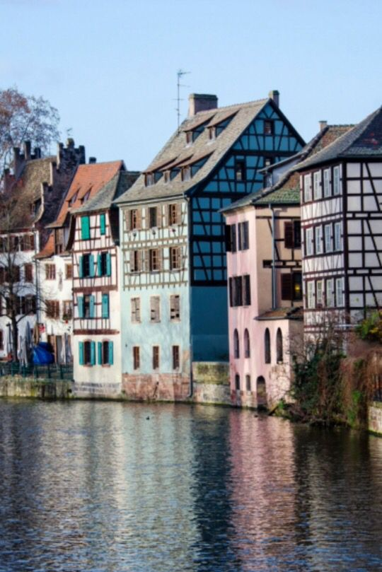 """This sweet streetview is from our feature """"Spirits of """"Strasbourg"""""""