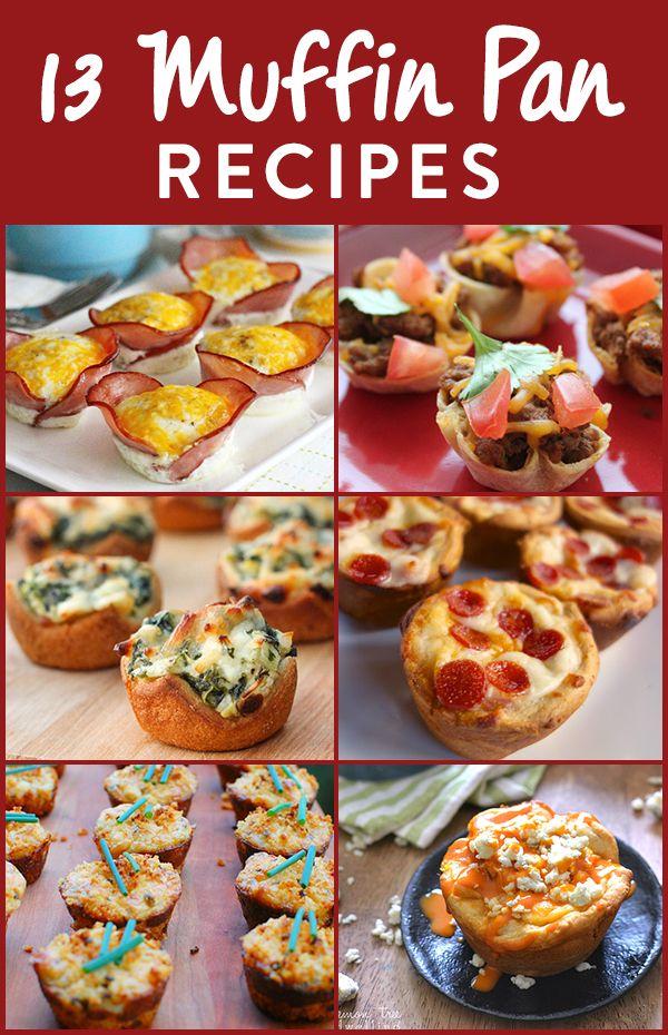 Best 25 Muffin Pan Recipes Ideas On Pinterest Mini