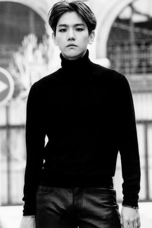 ###EXODUS Baekhyun <33!! *_________* *nosebleeds**dies**comes back to life* *looks at screen**dies again*