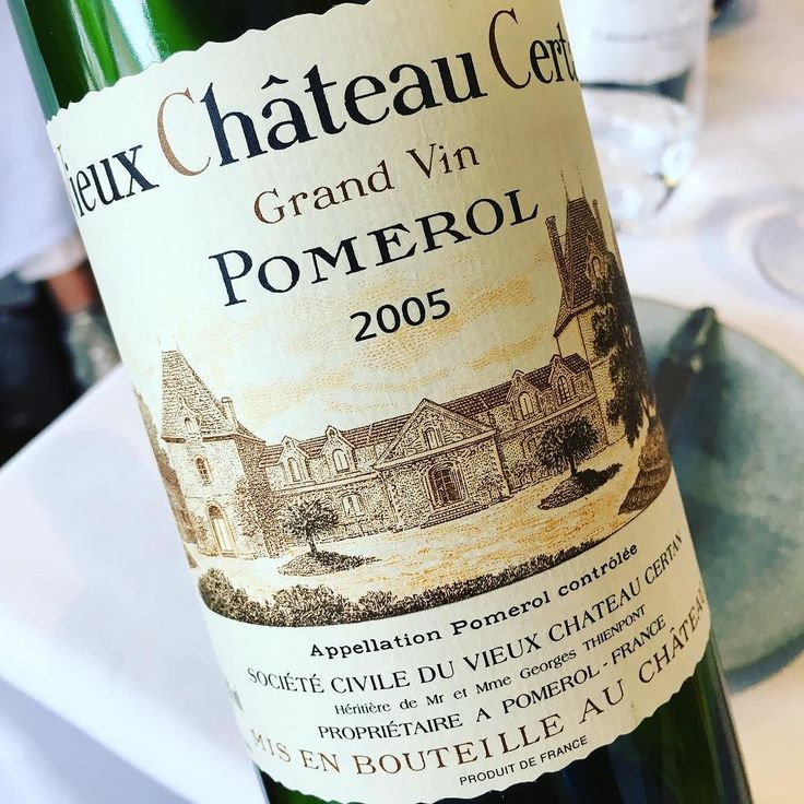 2005 Vieux Chateau Certan Pomerol France.  Price: 130- 155 per bottle  Dark cherry truffle mushroom note of mint on the nose velvet mouthfeel great density luxurious rich and opulent Cabernet franc tannins still there but smooth but hint at further potential. Med-long finish. 96 points  _____________________________________________ #VieuxChateauCertan #VCC #Pomerol #PomerolWine #Bordeaux #BordeauxWine #FrenchWine #FineWine #2005Vintage #2005 #TastingNotes #WineTasting #WinesofInstagram #wine…