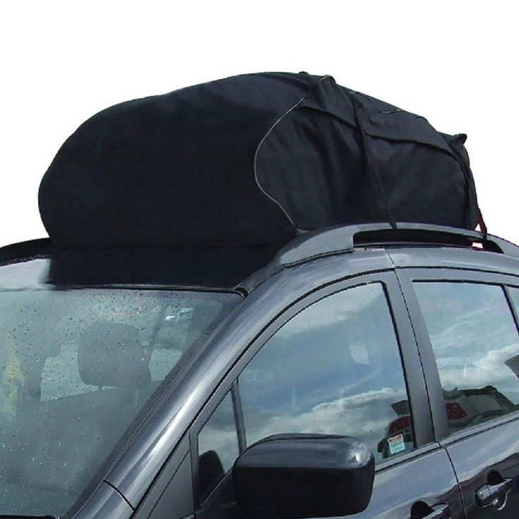 Hot Universal High Capacity Water Resistant Dust Proof Vehicle Top Roof Luggage Travel Cargo Storage Carrier