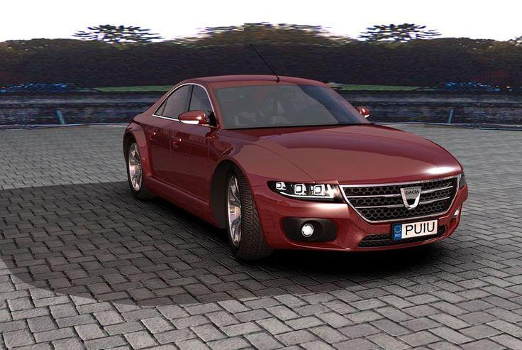 Dacia Logan Lux-2 - PLAYTECH