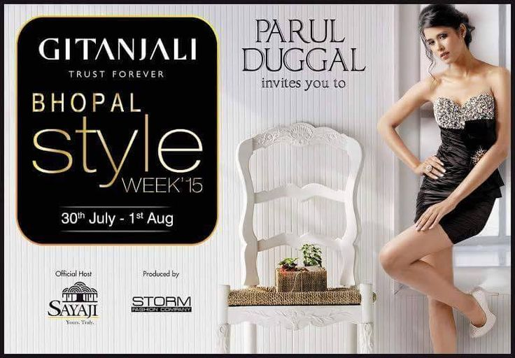Invitation from Parul Duggal