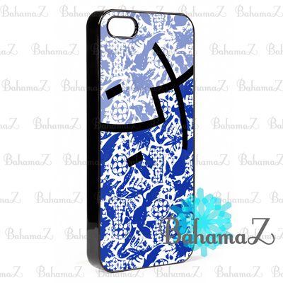 New Rare MAC Batik Indonesia Computer Logo iPhone 5 5S Case | Bahamaz - Accessories on ArtFire
