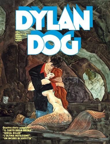 Dylan Dog, Il canto della sirena