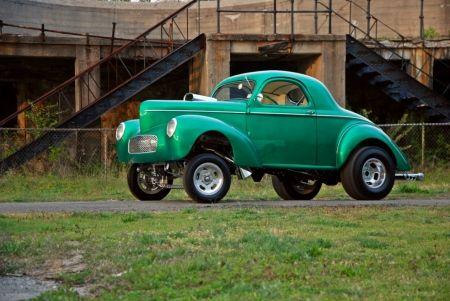 Green 1940 Willis Straight Axle - Ford Wallpaper ID 1172653 - Desktop Nexus Cars