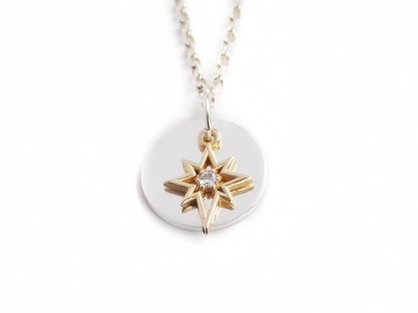 Teonella  #NorthernStarNecklace