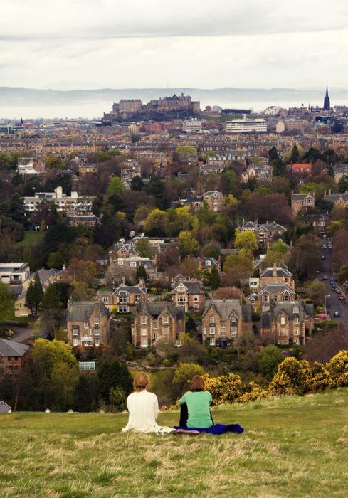 edinburgh: Famous Castles, Edinburgh Scotland, Buckets Lists, Dreams, Cities, Beautiful Places, Edinburgh Castles, Blackford Hill, Wanderlust
