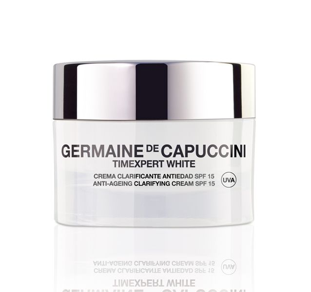 Anti-ageing Clarifying Cream SPF 15 - Timexpert White