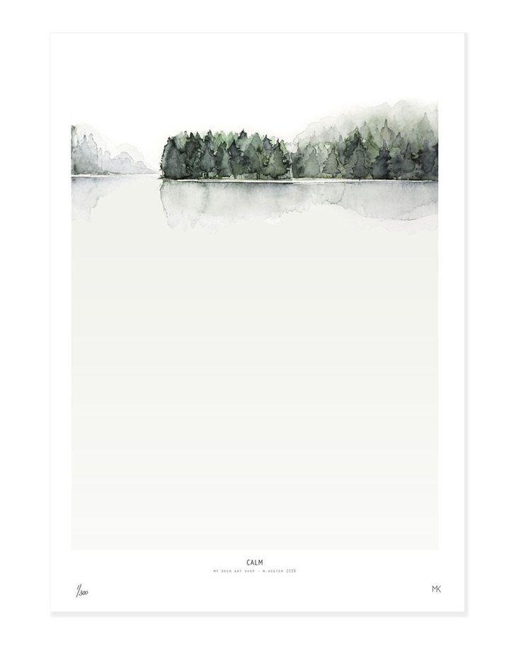 Botanics /  Calm