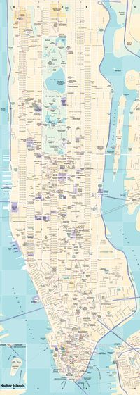 This is so cool! An interactive New York City street-by-street movie guide. You can click on the map to see scenes from movies recorded in NYC.