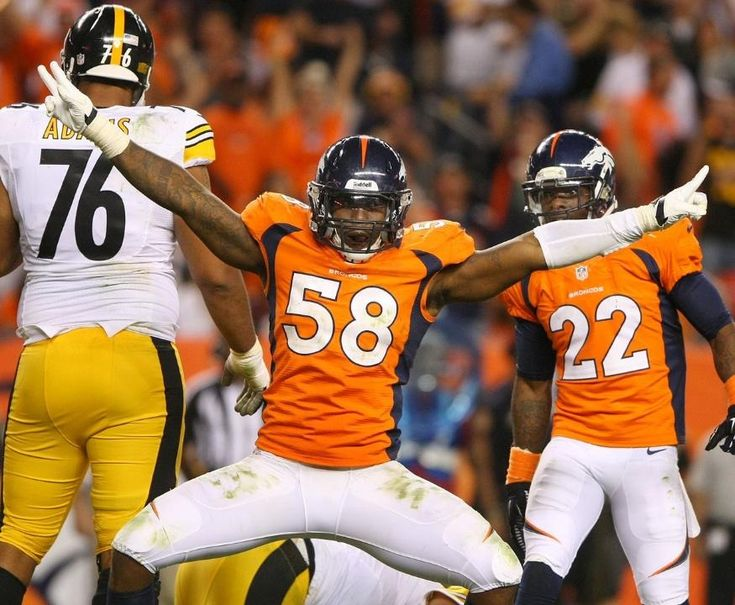 The Sack Dance The sack dance has really evolved in recent years, but Von Miller's aversion to a signature move is beautifully remiscent of the spastic Mark Gastineau dances. A sampling.
