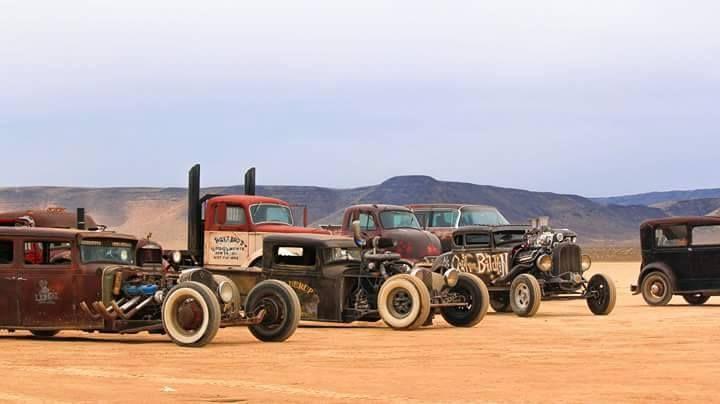 Weld 39 R Up Vegas Rat Rods Sin City Motors Collection Of Rat