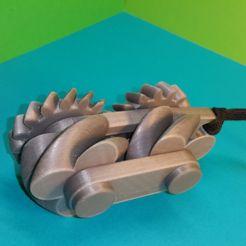 Gears paradoxical- engrenage paradoxal