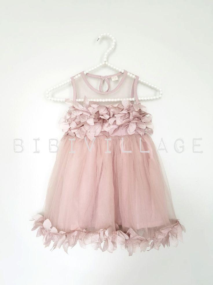 Vivian Mauve Dress