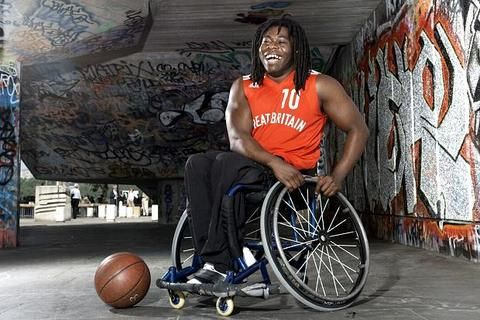 List of inspirational people in wheelchairs to follow on social media. Everyone from athletes, advocates, TV celebrities, bloggers to inspirational speakers.