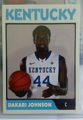 Dakari Johnson   Kentucky Wildcats 2015 NBA Draft pick