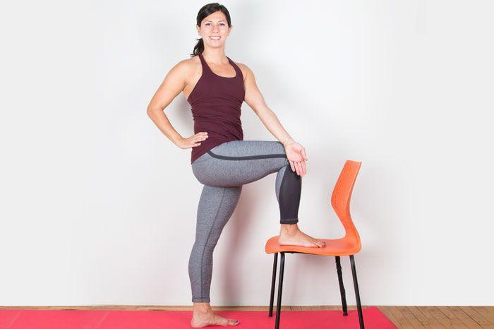 back twist sciatica exercise