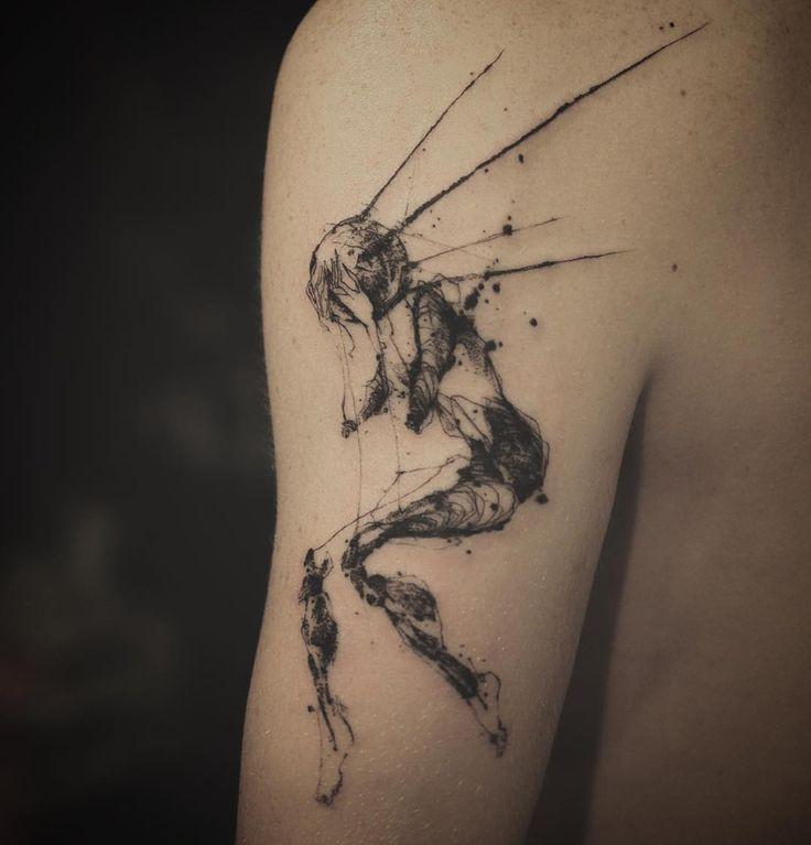 "Don't cry. . 최초의 인공위성  #sputnik . Murakami haruki_ The sputnik Sweetheart  무라카미 하루키_""스푸트니크의 연인"" by tattooer_nadi"