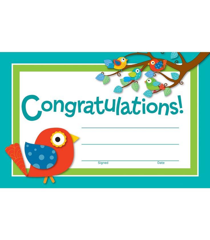 Cele mai bune 25+ de idei despre Recognition Awards pe Pinterest - congratulations certificate