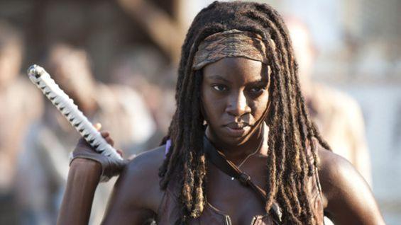 Newswire: Walking Dead's Danai Gurira to play Tupac's mom in his biopic