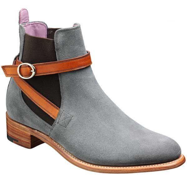Alexandra shoe by Barker
