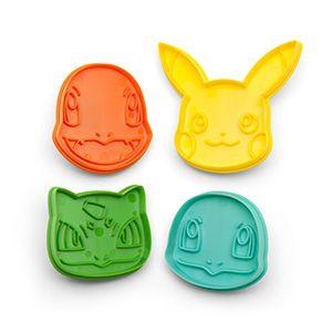 Pokémon Cookie Cutter Starter Set