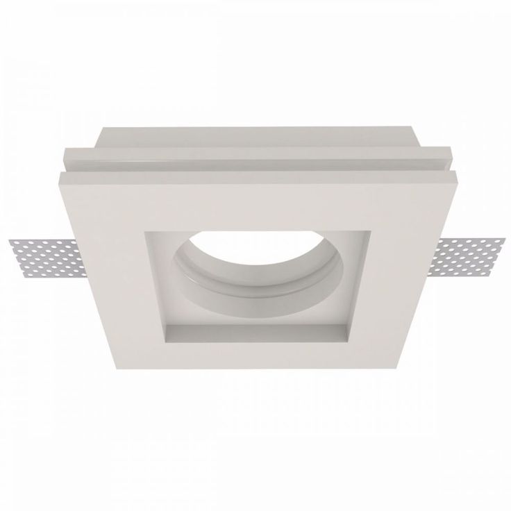 Plaster Recessed Spotlight_ Fos 01