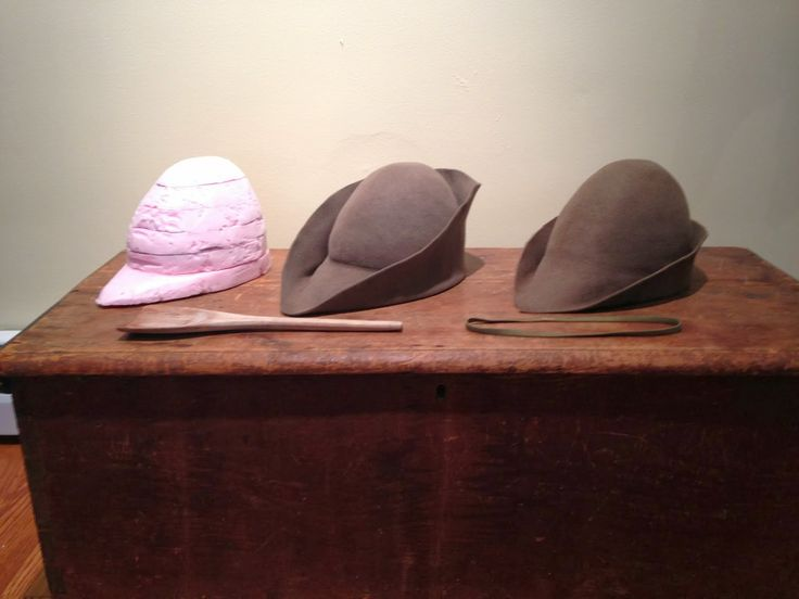 A Commonplace Book: Hatmaking