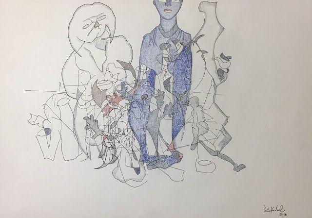 KeilaKnobel_desenho cego coletivo